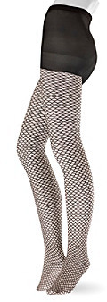Hue Faux Fishnet Tights