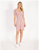Thumbnail for your product : Only Even Mini Dress White