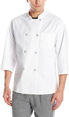 Red Kap Chef Designs3/4 Sleeve Chef Coat