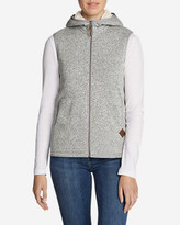 Eddie Bauer Women's Radiator Fleece Hooded Vest