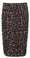 Burberry Embellished pencil skirt