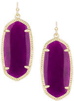 Kendra Scott Elle Earrings, Slate