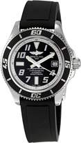 Breitling Men's A1736402/BA29 Superocean Abyss and White Dial Watch