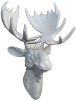 Three Hands Moose Head Wall Art