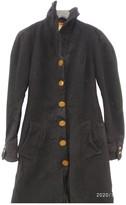 Vivienne Westwood Black Cashmere Trench coats