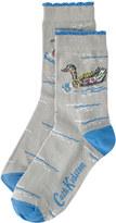 Cath Kidston Duck Pond Day Socks