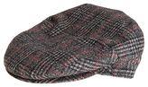 Borsalino Wool Flat Cap 16 0436s D002 511
