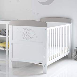 O Baby Obaby Dumbo Cot Bed - Don't Just Fly Soar