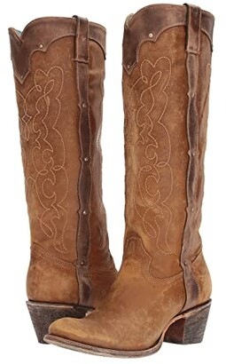 Corral Boots C1971 (Brown) Women's Boots