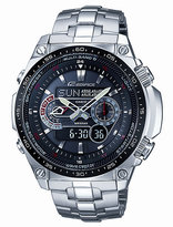 Edifice Solar Powered Radio Controlled Watch