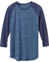 Old Navy Men's Space-Dye Baseball Tees