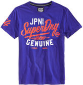 Superdry Men's Ticket Type Logo-Print T-Shirt