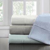 Laundry by Shelli Segal 300-Thread-Count Diamond Dots Sheet Set