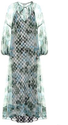 Lee Mathews Lucile organza dress