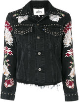Levi's Made & Crafted embroidered denim jacket