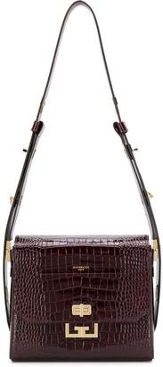 Givenchy medium Eden crocodile-effect shoulder bag