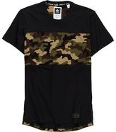 adidas Camo Block T-Shirt - Men's