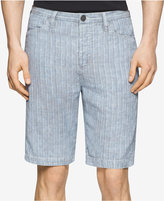 Calvin Klein Jeans Men's Stripe Shorts
