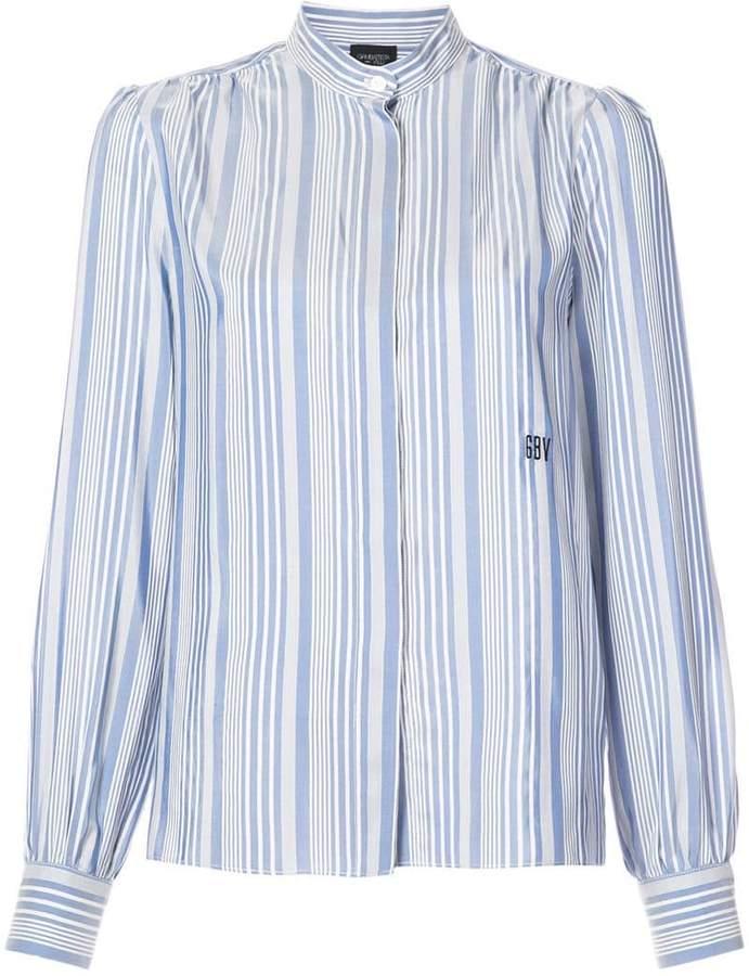 Giambattista Valli striped blouse