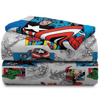 Marvel Avengers 4-Piece Full Sheet Set Bedding