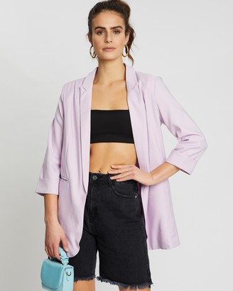 Missguided Co-Ord Tailored Blazer