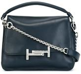 Tod's Double T shoulder bag - women - Leather - One Size