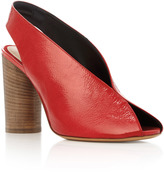 Isabel Marant Meirid Patent-Leather Sandals