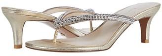 Pelle Moda Eunice2 (Plat Gold) Women's Shoes