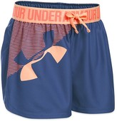 Under Armour Girls' Graphic Play Up Shorts - Little Kid, Big Kid