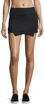 Koral Activewear High-Rise Track Skort, Black