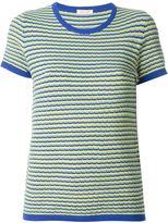 P.A.R.O.S.H. 'Coman' T-shirt - women - Cotton/Spandex/Elastane - S