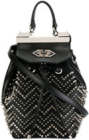 Philipp Plein bucket style backpack