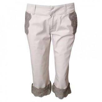 Polo Ralph Lauren Beige Cotton - elasthane Shorts for Women