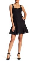 Nanette Lepore Eyelet Sheath Dress