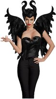 Disguise Women's Disney Maleficent Movie Maleficent Adult Wings Costume Accessory