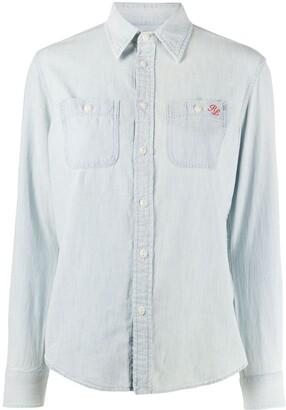 Polo Ralph Lauren Teddybear Print Shirt
