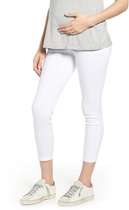 1822 Denim Ankle Super Skinny Maternity Jeans