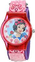 Disney Kids' W001966 Snow White Analog Display Analog Quartz Watch