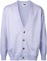 H Beauty&Youth button up cardigan - men - Cotton - S