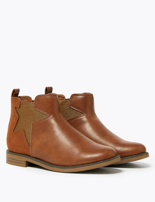 Marks and Spencer Brown Boys' Shoes