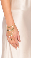 Ettika Coin Hand Chain