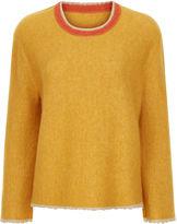 3.1 Phillip Lim Saffron Crew Neck Sweater