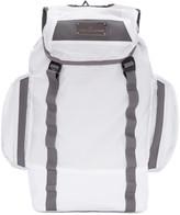 adidas by Stella McCartney White Multi-Pocket Athletic Backpack