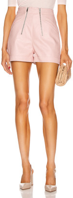 Stella McCartney Kallie Tailored Short in Ballet Pink | FWRD