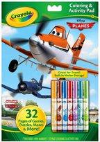 Crayola Disney Planes Coloring & Activity Pad w/Markers