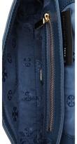 Tory Burch Robinson Patchwork Mini Chain Bag