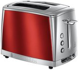 Russell Hobbs Luna 2-Slice Red Toaster 23220