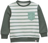 Sovereign Code Seafoam Stripe Seen Sweatshirt - Infant & Boys
