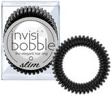 invisibobble Slim Hair Tie - True Black