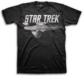 Freeze Star Trek Enterprise T-Shirt